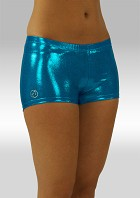 Hotpants Wetlook Bleu W758tu