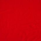 Velours lisse Panama le mètre, rouge