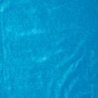 Velours lisse Panama le mètre, turquoise
