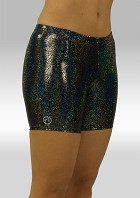 Collants wetlook brillants